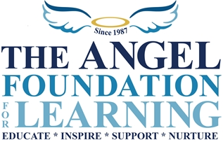 Angel Foundation Logo to their website