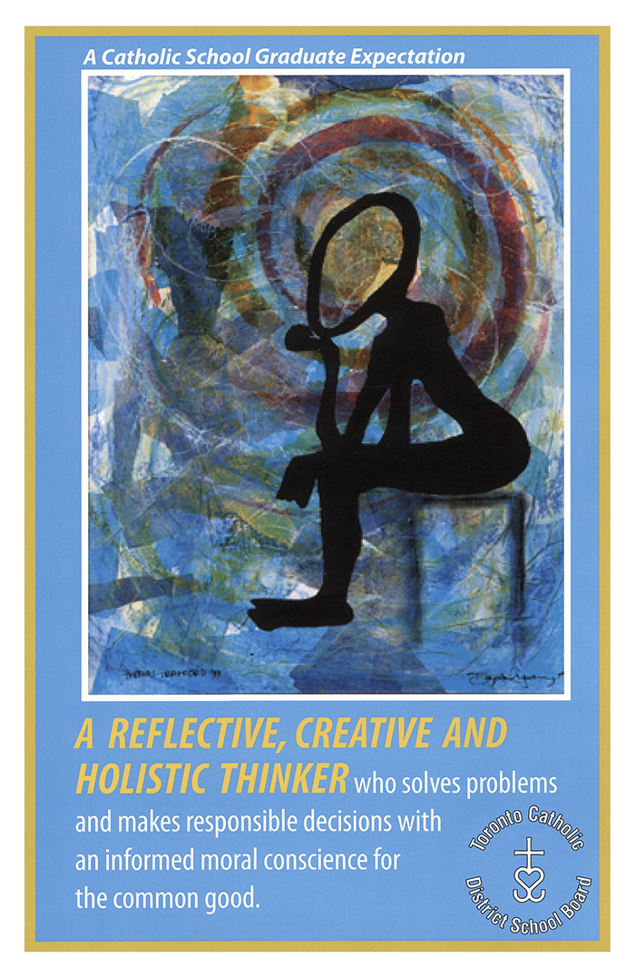Reflective, Creative and Holistic