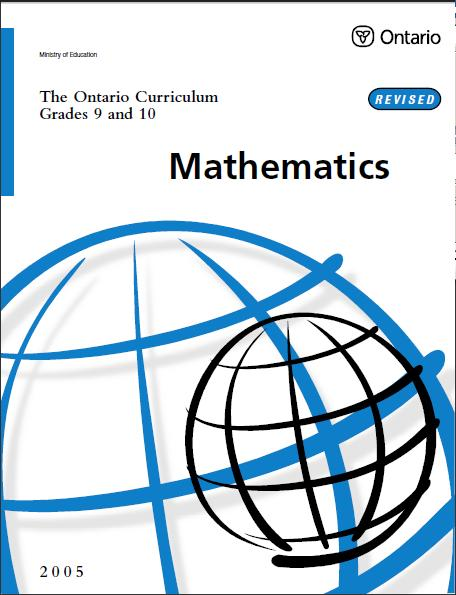 Ministry college math subjects