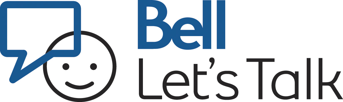 Bell Let's Talk Day Logo