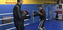 McLuhan Student Wins Gold Medal in Boxing