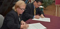 TCDSB and ALPHA Sign MOU