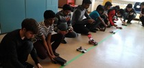 Mary Ward Students Placed 2nd in Mechatronic Car Contest