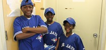 Goretti Student's Blue Jays Dream Comes True
