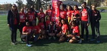 Jean Vanier Wins Flag Football