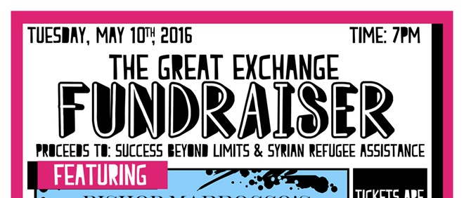 The Great Exchange Fundraiser