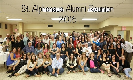 2016 St. Alphonsus Reunion