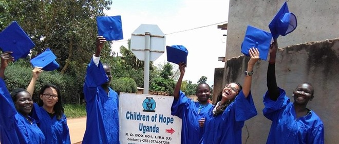 Donation of Graduation Gowns and Caps