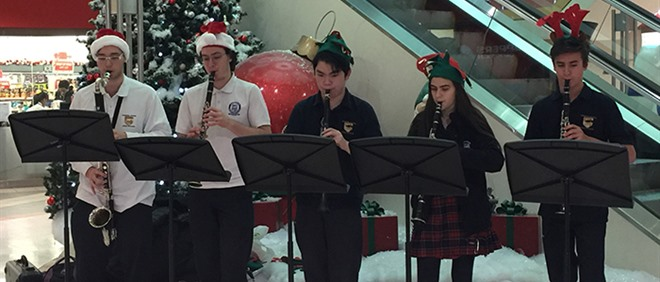 CCAA Shares The Sounds of Christmas