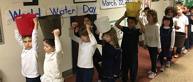St. John Celebrates Water Day