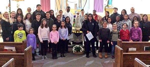 Family of Schools Youth Ministry @ St. Norbert's Parish