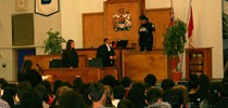 Mock Criminal Bail Hearing & Mock Criminal Trial
