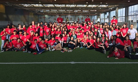 TCDSB Secondary School Student Special Olympics Day