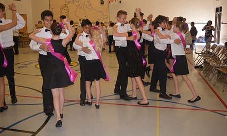 St. Kateri Dance Competition