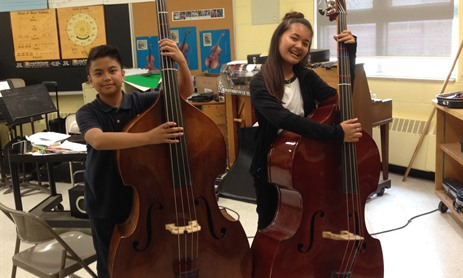 St. Aidan Catholic School Receives $20K Grant from MusiCounts