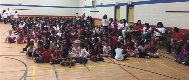 St Timothy Celebrates Canada Day
