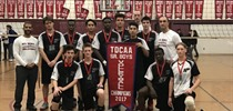 Neil McNeil Wins Senior Boys Volleyball Champions