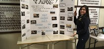The Abbey Opens its Doors - Grade 8 Open House