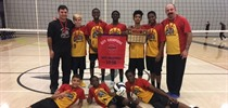 Elementary Boys Volleyball City Finals