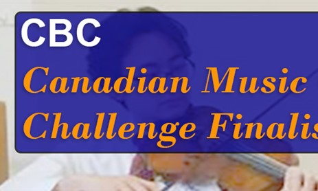 CBC Canadian Music Class Challenge Finalists