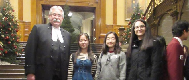 MPSJ Student Art on Display at Queen's Park