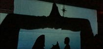 Nativity Story Shadow Art Presentation