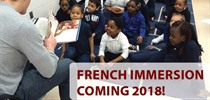 French Immersion at St. Louis