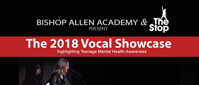 The 2018 Vocal Showcase