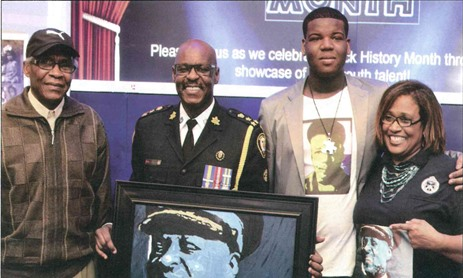 Toronto Police mark Black History Month with Tribute to Talent