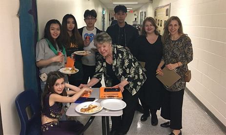 St. Mary Catholic Academy Celebrates Multicultural Day