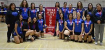 Junior Volleyball TDCAA Champions 2018