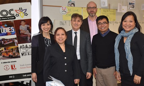 Philippine Arts and Social Studies in the Ontario Curriculum Project