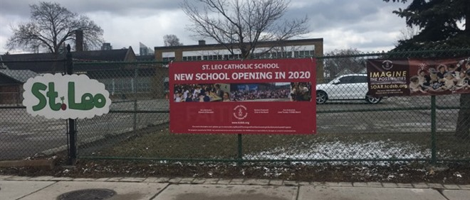 New School on the Horizon