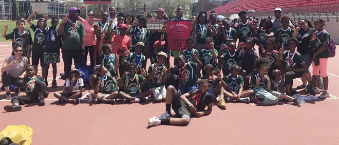 Elementary Track and Field Championships