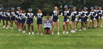 Madonna Finishes Second in Ontario Cheerleading