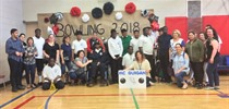 Msgr Percy Johnson Hosts Bowling Gala