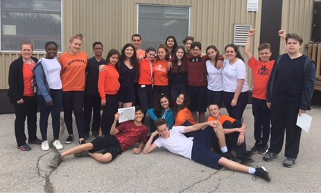 Grade 8s Raise Over $7,000 for Leukemia