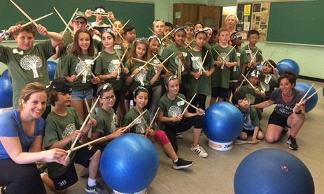 Students Participate in ParaSports Festival