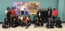 St Margaret Students Amaze at Spoken Word Event