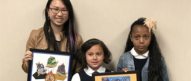 National Indigenous People's Day - Poster Contest Winners