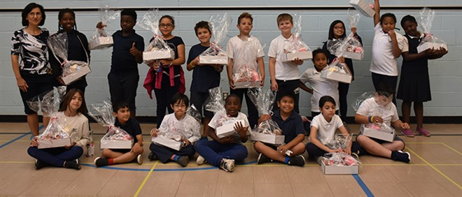 St. James Eat Together Contest and Breakfast Courtesy of Loblaws 2018