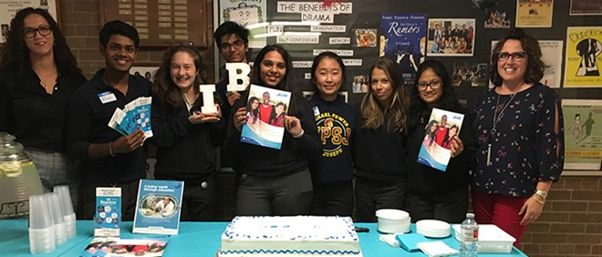 Celebrating the 50th anniversary of the International Baccalaureate Programme