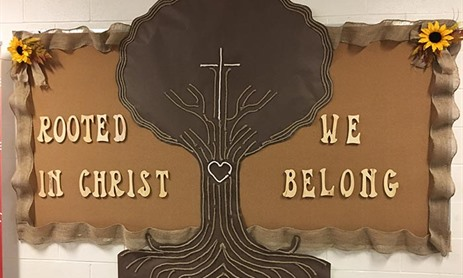 Rooted in Christ-We Belong at Sts. Cosmas and Damian