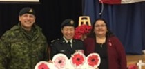 Stella Maris Celebrates Remembrance Day