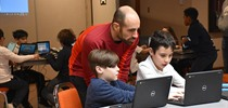 Hour of Code at CEC