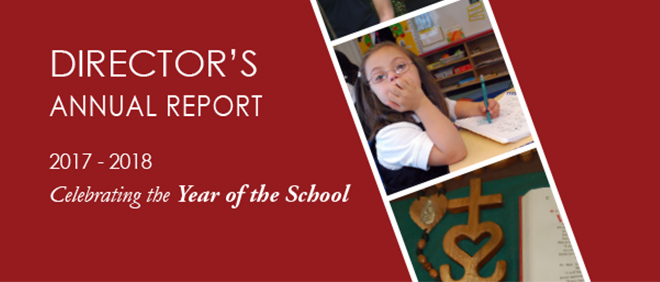 2017-2018 Director's Annual Report