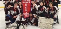 Neil McNeil Wins Junior Hockey Title