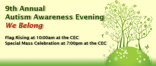 9th Annual Autism Awareness Evening