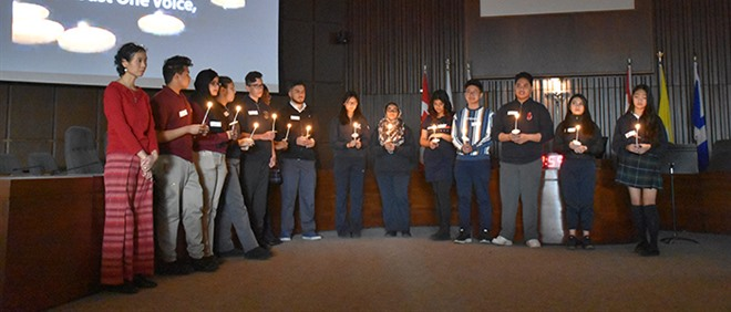Inaugural IYAM! - Interfaith Youth Alliance Movement