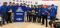 Senator O'Connor Wins First Robotics Championship!